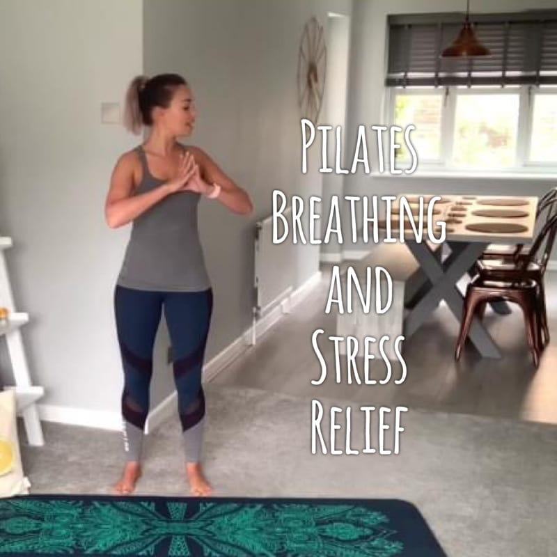 Pilates Breathing and Stress Relief